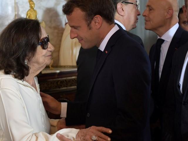Tunisie: la veuve du président Béji Caïd Essebsi, Chadlia, est morte