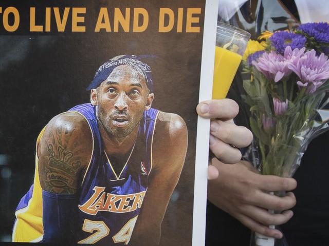 Basket : les hommages à Kobe Bryant, décédé, se multiplient