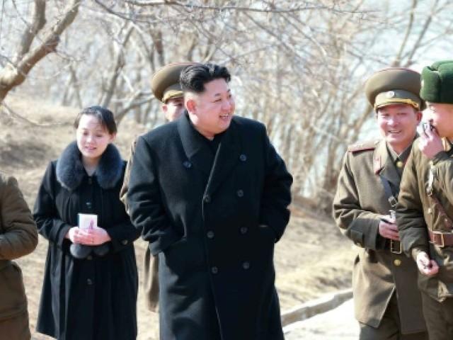 La montée en grade de la soeur de Kim Jong-Un, architecte de l'image du leader