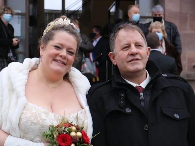 Mariés le 24 décembre : Delphine et Richard, la belle histoire de ce Noël 2020