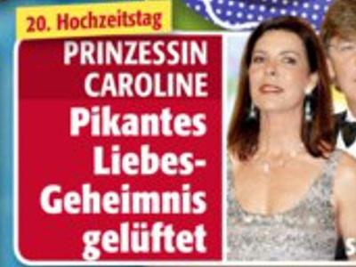 Caroline de Monaco «ça chauffe» avec Ernest-August, enfin la paix