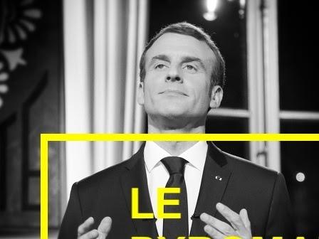 609ème semaine politique: la radicalisation de Macron, pyromane.