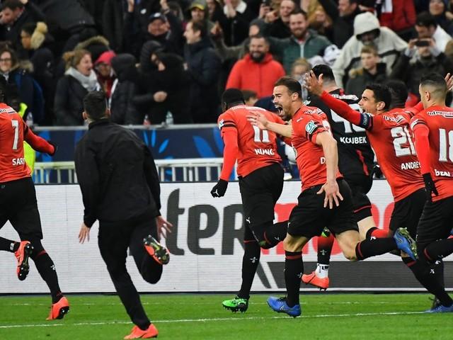 PSG-Rennes: les Bretons remportent la finale de la Coupe de France aux tirs au but