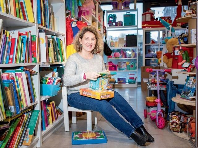 Réemploi : des jouets rénovés au service des enfants