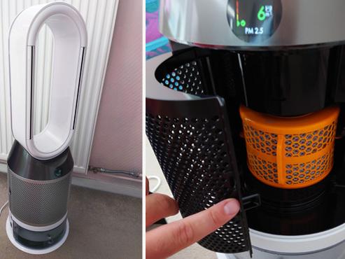 Les tests de Mathieu: et si vous purifiez, rafraîchissiez et humidifiez l'air de votre maison avec un seul (gros) appareil ?