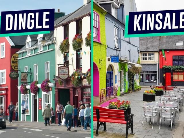 Top 10 des plus beaux villages d'Irlande, ceux qui méritent un prix Nobel de la beauté