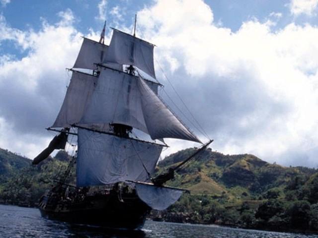 Pirates des Caraïbes : Le galion du film débarque à Nantes !