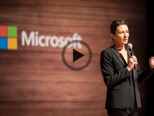 [DECODE Talent] De journaliste à directrice marketing de Microsoft US, le parcours de la Française Valérie Beaulieu