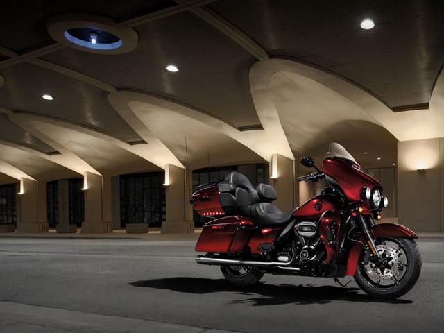 Un moteur encore plus gros pour les Harley CVO