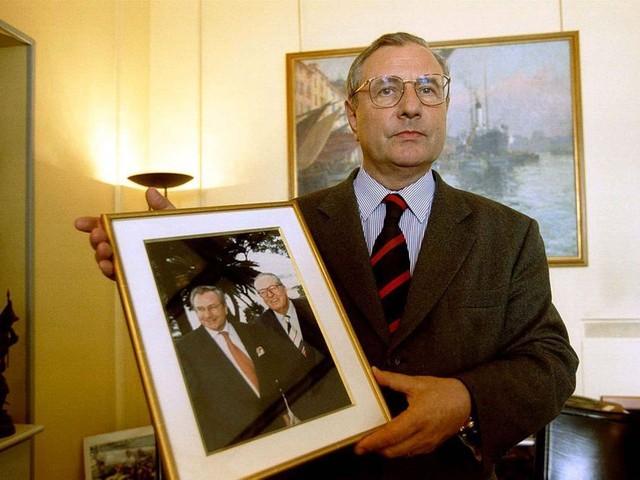 Jean-Marie Le Chevallier, ancien maire FN de Toulon, est décédé
