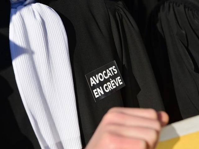 Indre-et-Loire : A Tours les avocats entament leur huitième semaine de grève contre la réforme des retraites