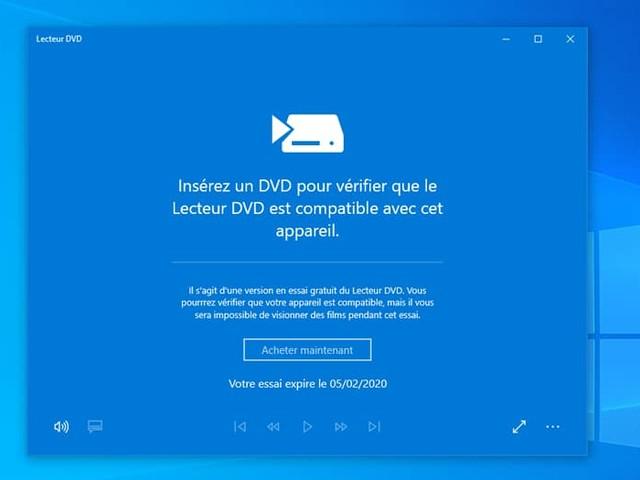 Windows 10 : lire des DVD coûte cher, le Net est en colère