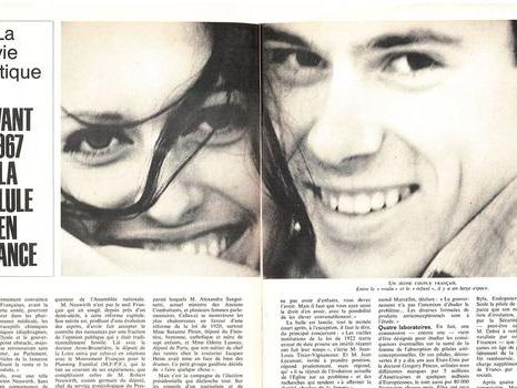 1966 - Le débat sur la pilule en France