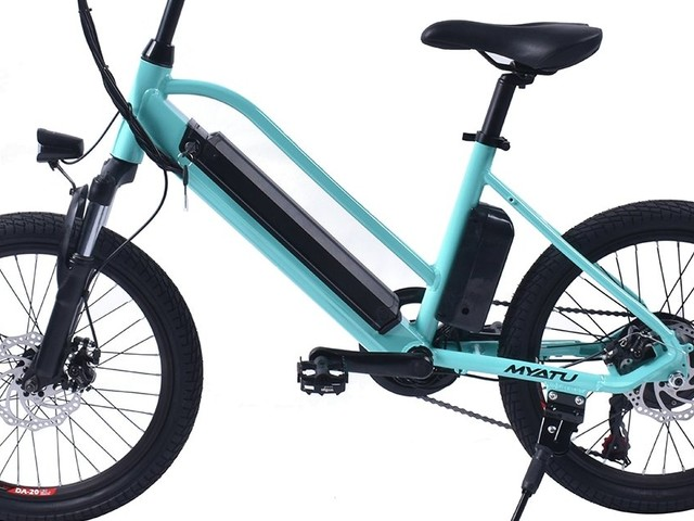 Vélo électrique MYATU JY20 20 pouces 36V 250W à 487€ stock Europe