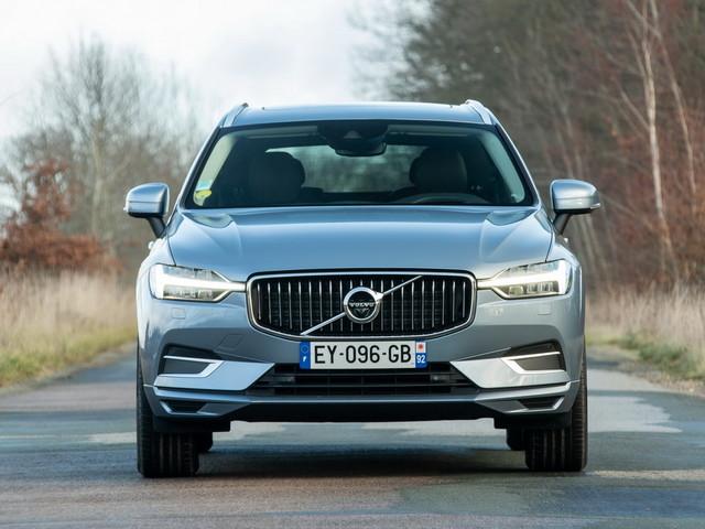 Volvo XC60 Initiale Edition : une série limitée à 300 unités