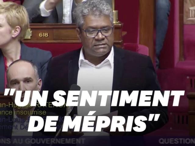 Après les injures racistes de Brigitte Bardot, ce député réunionnais a été applaudi par toute l'Assemblée