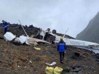 Crash d'un avion de tourisme : le pilote est décédé