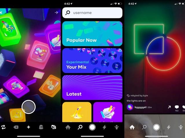 Byte, le successeur de Vine, est disponible sur iOS et Android