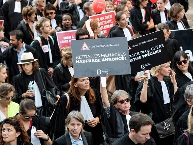 Nous, avocats, ne laisserons pas passer cette réforme des retraites!