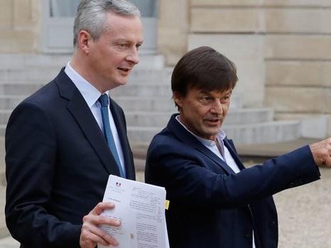 Budget 2019: Quand Bercy savonne le plan climat de Hulot