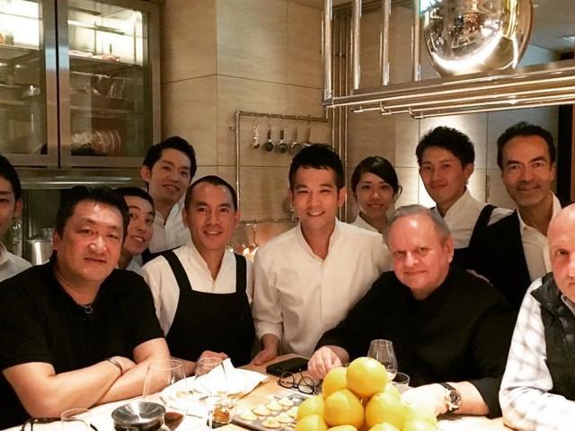 Le meilleur restaurant au monde est tenu par le protégé de Joël Robuchon