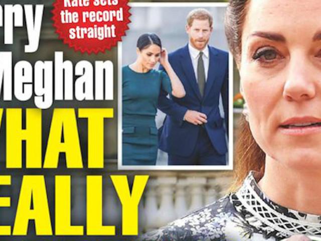 Kate Middleton, William, les dessous des retrouvailles Harry et Meghan Markle (photo)