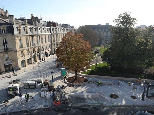 En images. Bordeaux : découvrez le nouveau visage de la place Gambetta