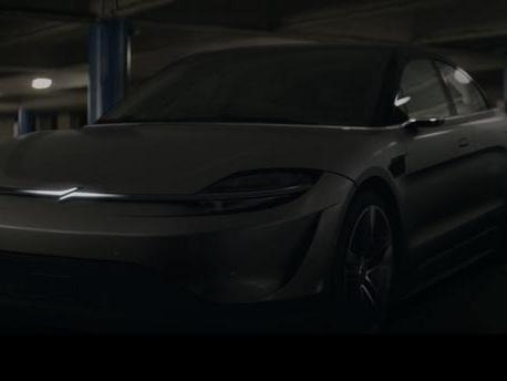 Salon de l'électronique de Las Vegas : Sony dévoile… une voiture !