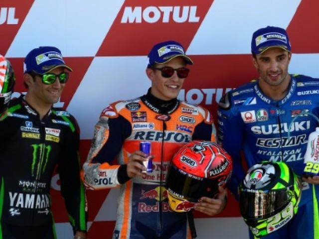 Moto: Marquez sur la voie royale au GP de Valence