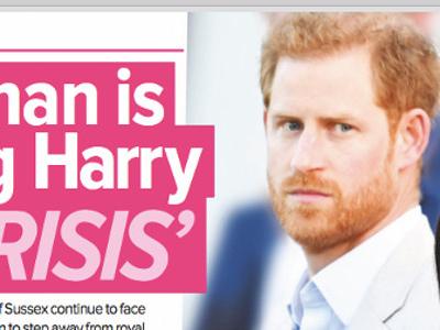 Prince Harry, Meghan Markle, terrible deuil, leur séjour au Canada gâché par une disparition (photo)