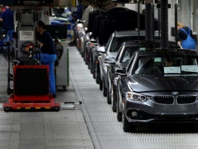 La croissance allemande accélère au 3e trimestre grâce à l'export