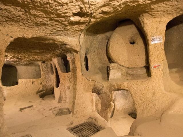 Partez à la découverte de Derinkuyu, l'antique ville souterraine qui comptait 20 000 habitants