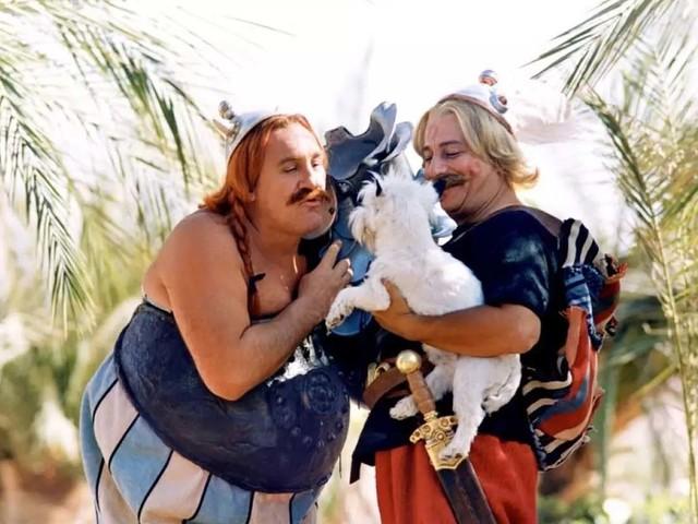 Le tournage du « Astérix et Obélix » de Guillaume Canet est annulé à cause du Coronavirus