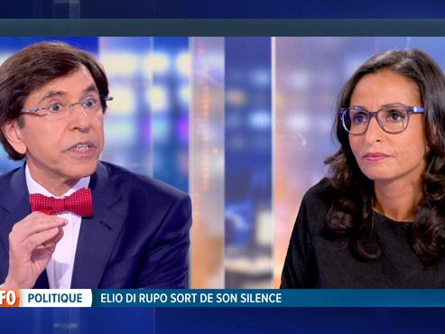"""Elio Di Rupo, en colère, réagit à """"la trahison"""" du cdH: son discours a surpris un politologue"""