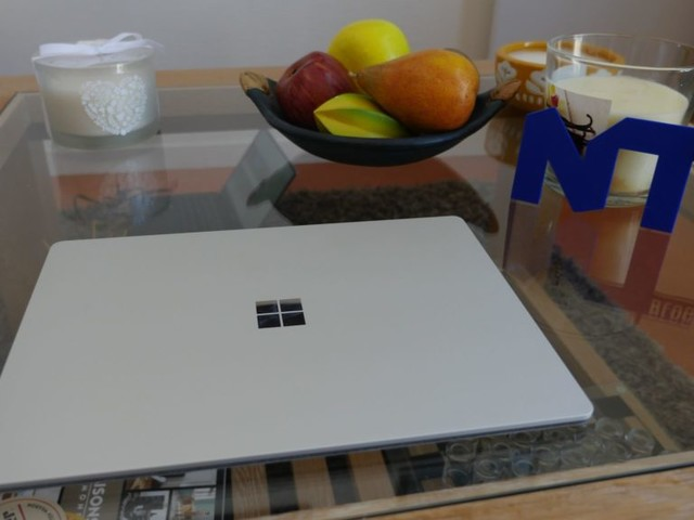 Le Surface Laptop 3 de 15 pouces avec une puce AMD pourrait être très véloce
