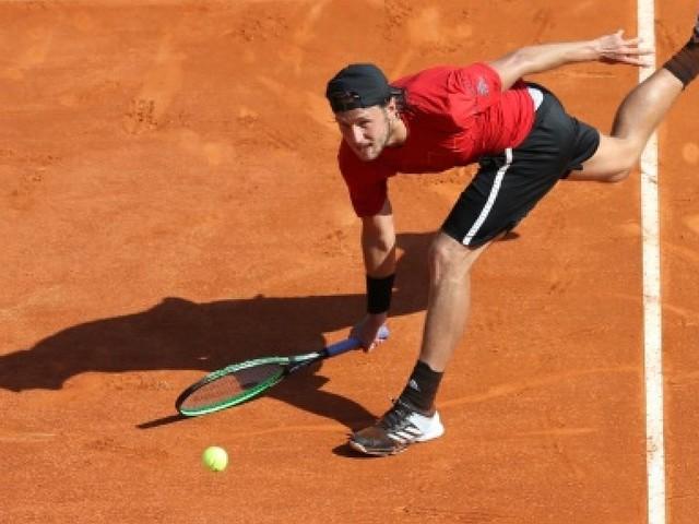 Tennis: l'effet Coupe Davis attendra pour Pouille à Monte-Carlo