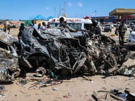Somalie: les shebab revendiquent l'attentat de samedi à Mogadiscio
