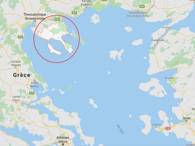 Grèce: six touristes morts lors d'une tornade, des dizaines de blessés