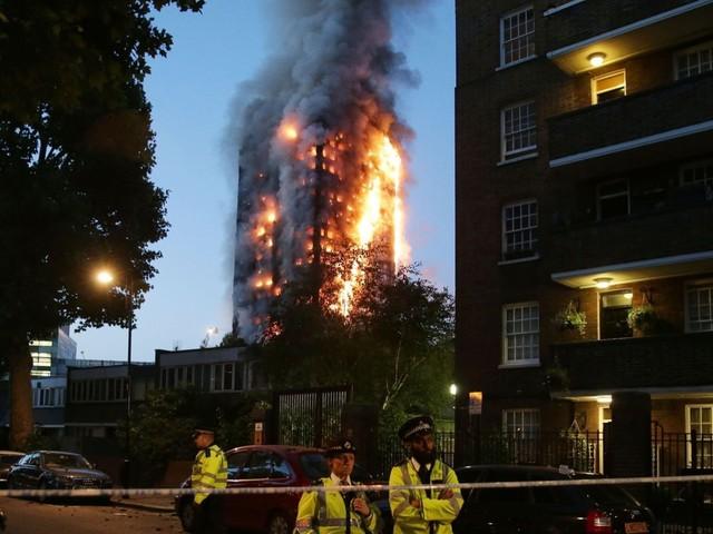 Londres: Des Marocains blessés dans l'incendie de la Grenfell Tower