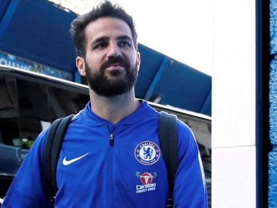 Cesc Fabregas (Chelsea) se rapproche de Monaco