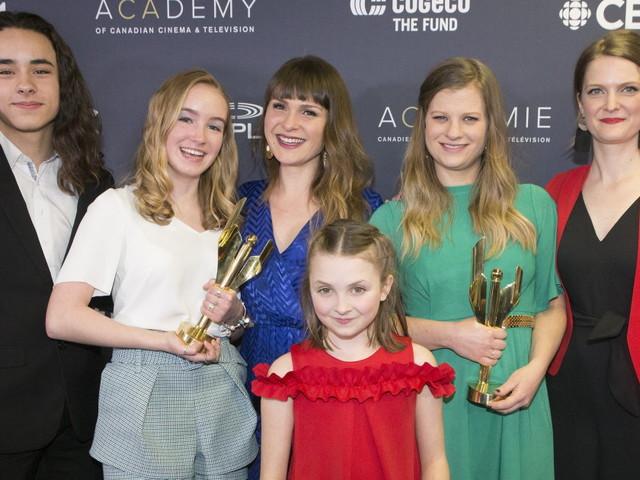 «Une colonie» sacré dans la plus prestigieuse catégorie du gala des Prix Écrans canadiens