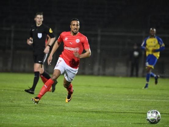 Foot - L1 - Nîmes - Nîmes : retour de Rachid Alioui contre Guingamp