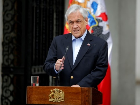 Chili: le président Piñera propose des modifications de la Constitution