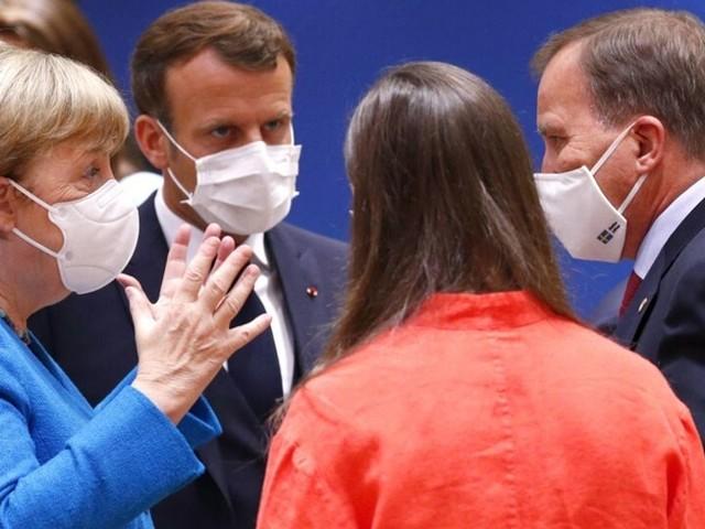 Avant un sommet européen avec Biden, les 27 se retrouvent pour accorder leurs violons
