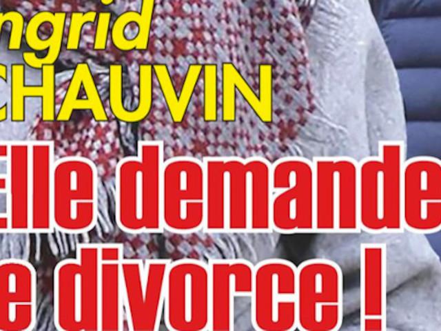 Ingrid Chauvin «écrasée» par son son ex mari – Elle n'était très libre, les langues se délient