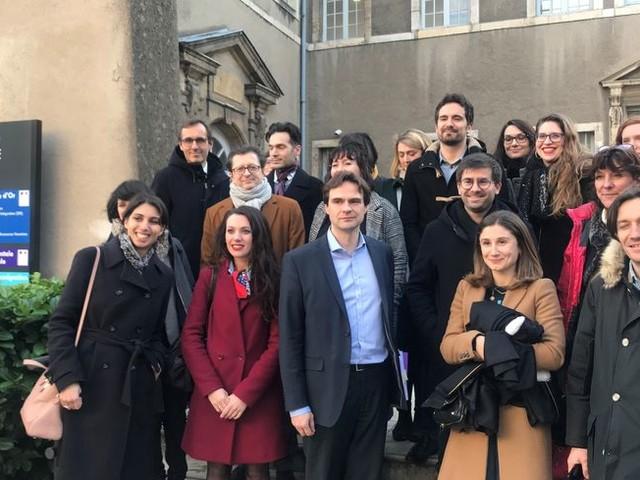 Réforme des retraites : les avocats de Dijon déposent une liste aux municipales