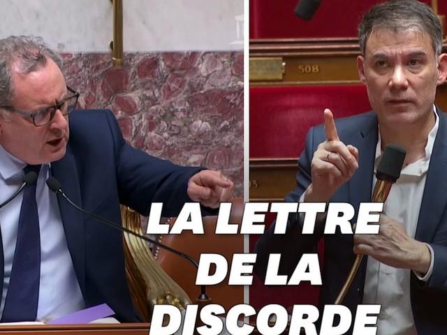"""Ferrand et Faure haussent le ton à l'Assemblée: """"Croyez-vous que je mente?"""""""