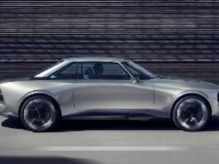 Rapport: Peugeot e-Legend Concept - Un seul mot à retenir