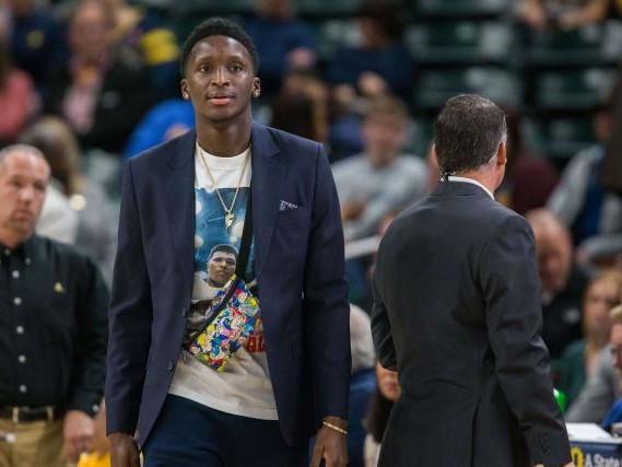 Basket - NBA - Indiana - NBA: Victor Oladipo (Indiana) de retour mercredi soir face à Chicago