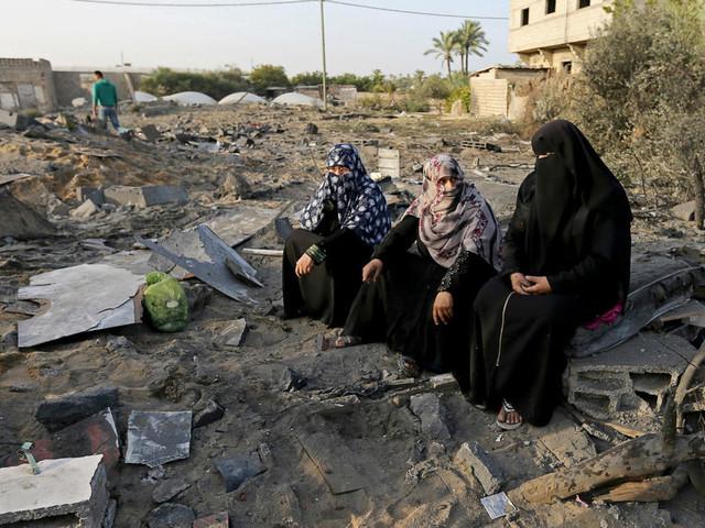 Nouvelles frappes israéliennes meurtrières sur la bande de Gaza